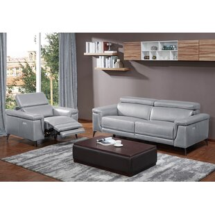 Shop Philippa Reclining Loveseat by Orren Ellis