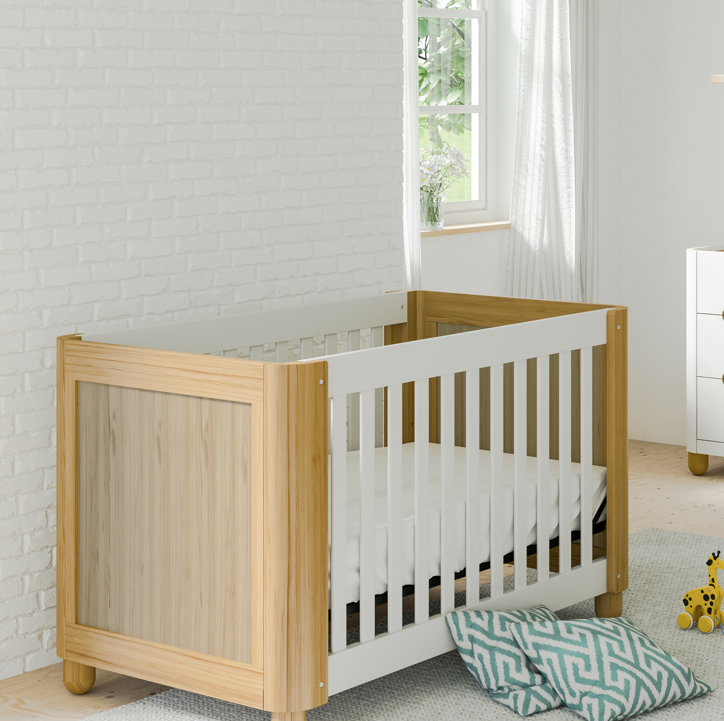 Kids Furniture Lasts Crib College