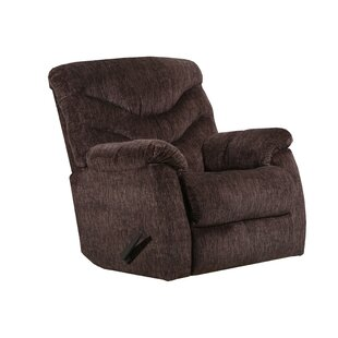 Alecio Manual Swivel Recliner