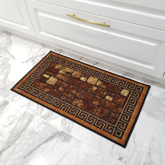 Birdsview Kitchen Mat