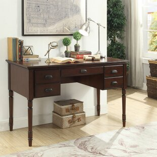 Edison Park Writing Desk by DarHome Co Best #1