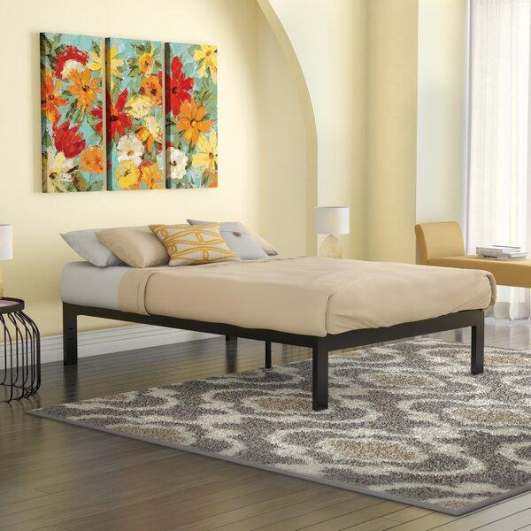 Alwyn Home Hansen 14 Standard Profile Heavy Duty Platform Bed Reviews Wayfair