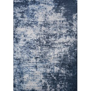 Coletta Haze Blue Area Rug