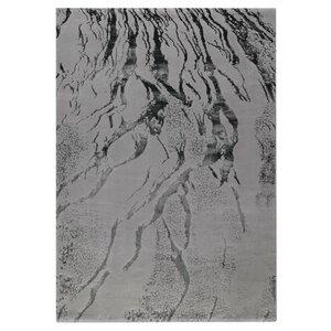 Inizio Gray/Black Area Rug