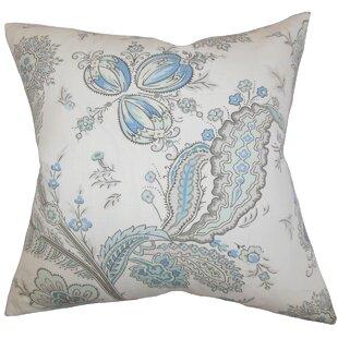 Dilys Floral Throw Pillow