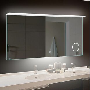 Compare Albertus LED Bathroom/Vanity Mirror ByOrren Ellis