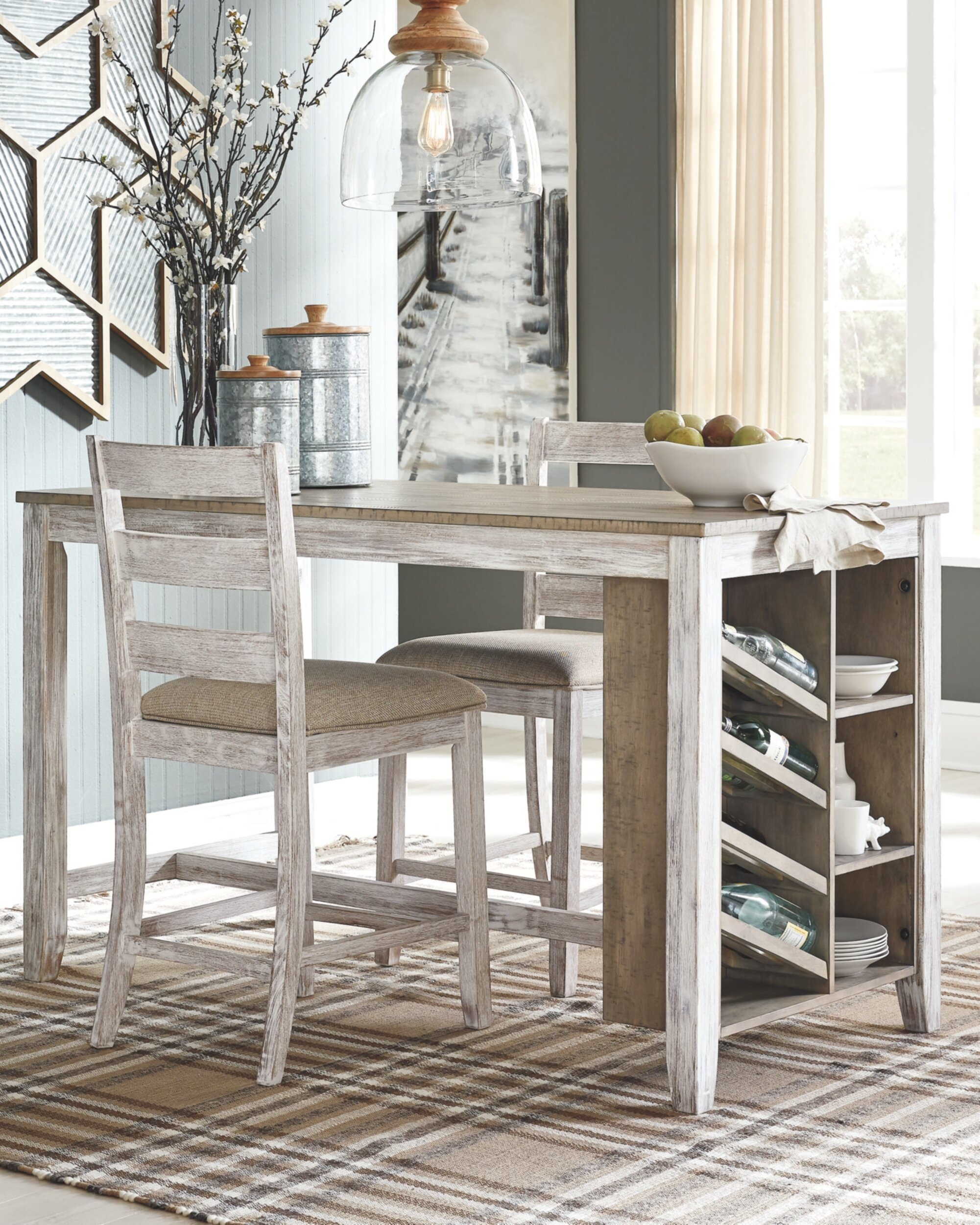 Narrow Storage Kitchen Dining Tables You Ll Love In 2021 Wayfair