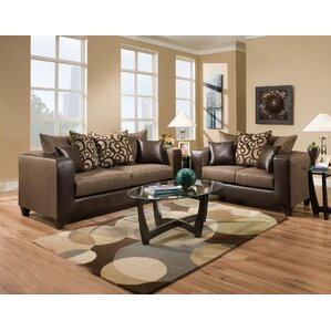 Latitude Run Bayard 2 Piece Living Room Set