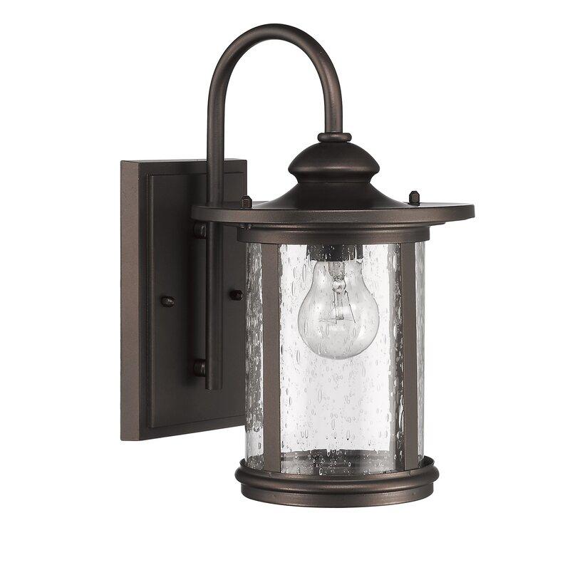 White Outdoor Wall Lantern Part - 37: ... Lantern Outdoor Wall Lighting/; SKU: THPS4117. Default_name