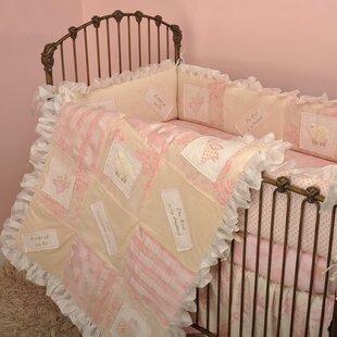 Shop For Sadie 4 Piece Crib Bedding Set ByViv + Rae