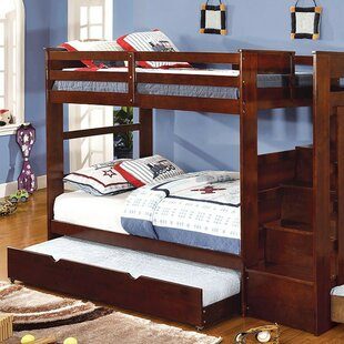 Nevaeh Twin over Twin Bunk Bed