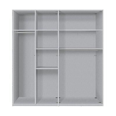 Schwebetürenschrank Elara | Schlafzimmer > Kleiderschränke | LoftDesigns