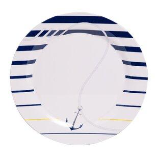 Ariya Melamine Non-Skid Dinner Plate  sc 1 st  Wayfair & Hard Plastic Dinner Plates   Wayfair
