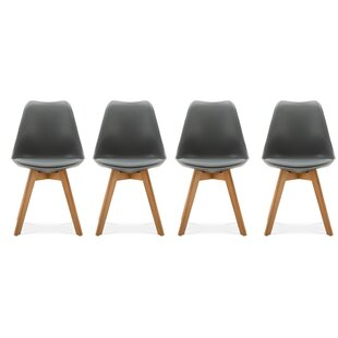 Bauder Side Chair Set of 4 by Corrigan Studio