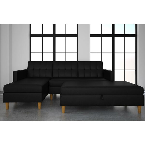 Exceptionnel Sectional Sofa With Ottoman | Wayfair