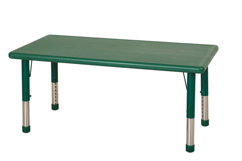 48u0027u0027 X 24u0027u0027 Rectangular Activity Table