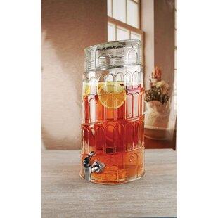 Brooklyn Heights Tower of Pisa 268.8 oz. Beverage Dispenser