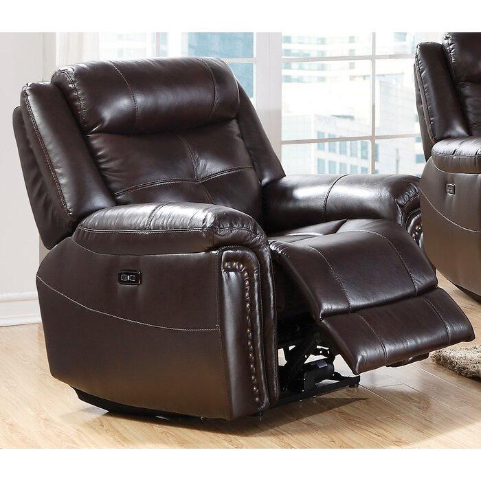 Groovy Henry Street Power Glider Recliner Ncnpc Chair Design For Home Ncnpcorg