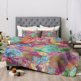 Stephanie Corfee Flourish Allover Comforter