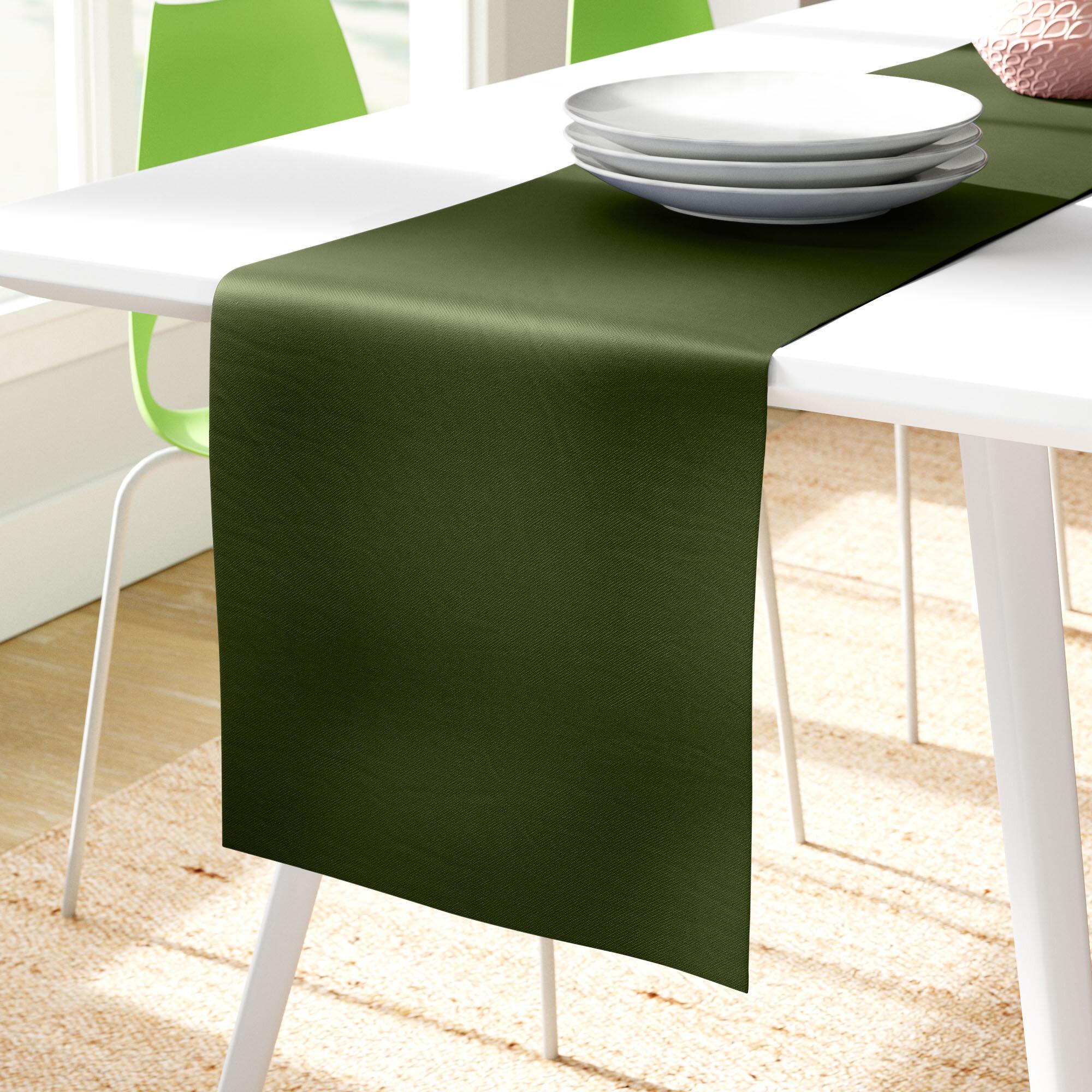 Reversible Table Runner Table Linens You Ll Love In 2021 Wayfair