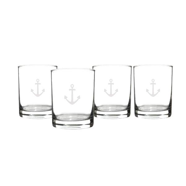 Cathys Concepts Anchor 14 Oz Drinking Glass Reviews Wayfair