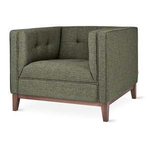 Atwood Chair Parliament Moss by Gus* Modern