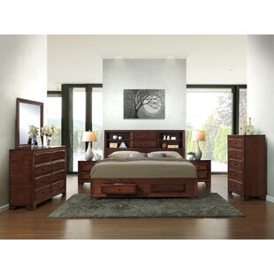 Beagan Storage Platform Bed