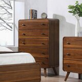 Stepan 5 Drawer Chest by George Oliver