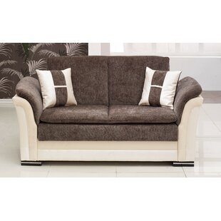 Beyan Deluxe Chesterfield Loveseat