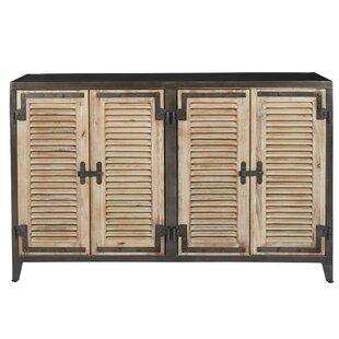 Jason 4 Door Accent Cabinet by 17 Stories