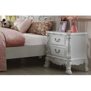 Reviews Westmoreland 2 Drawer Nightstand by Astoria Grand Reviews (2019) & Buyer's Guide