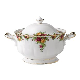 Old Country Roses 4.5625 qt. Tureen