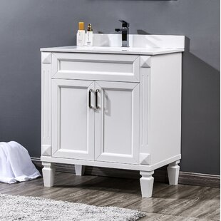 Needville 30 Single Bathroom Vanity Set (Set of 2) By Charlton Home