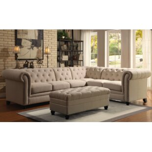 Affordable Price Claudelle 3 Piece Living Room Set by Darby Home Co Reviews (2019) & Buyer's Guide