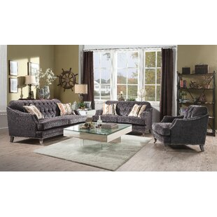 Waterside Configurable Living Room Set by Canora Grey