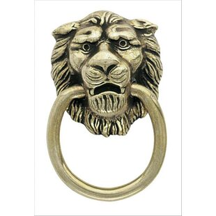 Allison Lion Novelty Knob