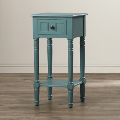 Blue End Amp Side Tables You Ll Love In 2020 Wayfair