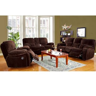 Price Check Rashida Reclining Configurable Living Room Set by Red Barrel Studio Reviews (2019) & Buyer's Guide