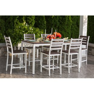 Loft 7 Piece Bar Height Dining Set