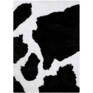 Black/White Area Rug By AllStar Rugs