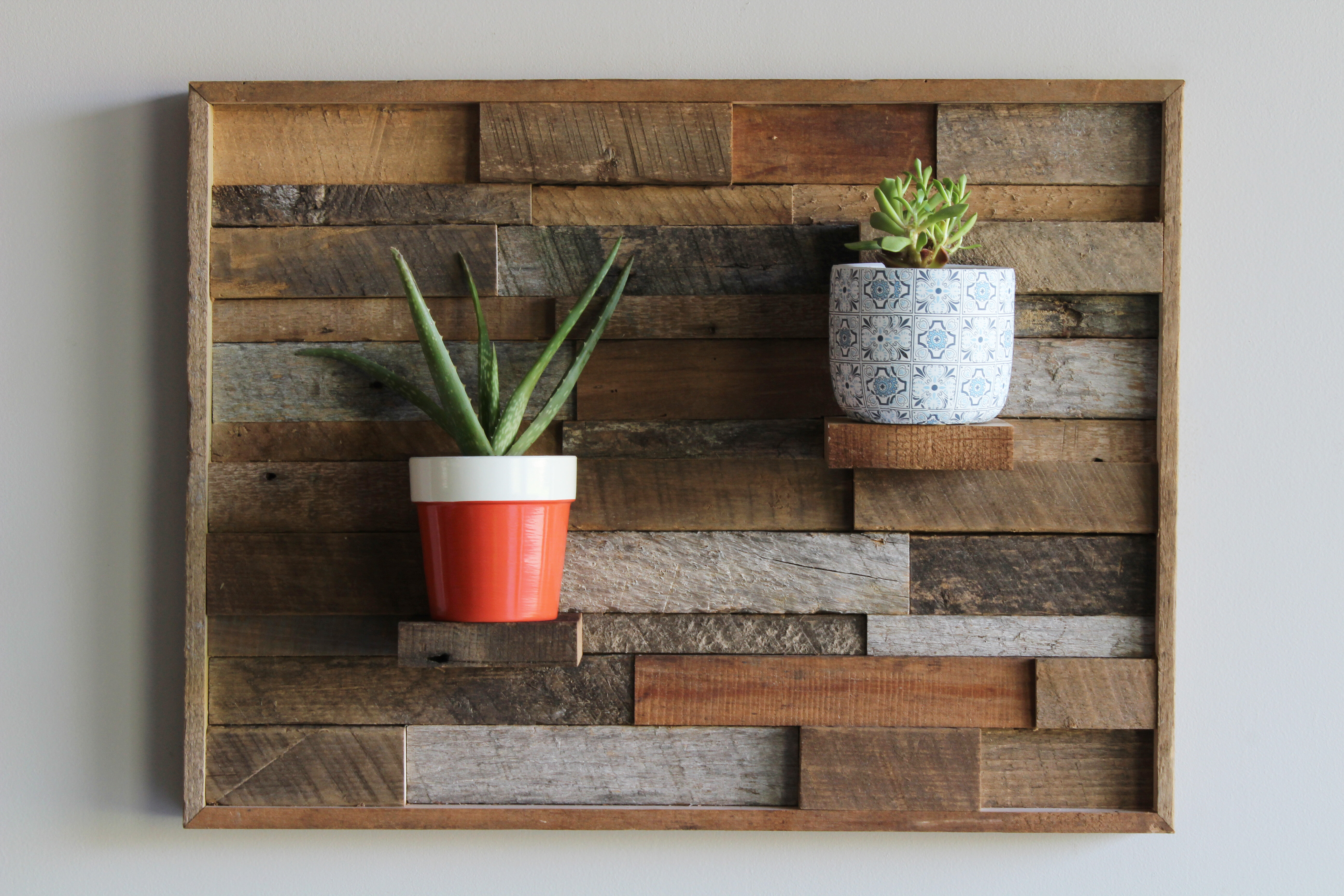 Reclaimed Wood Wall Décor Reviews