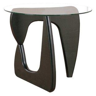 Padgett Wooden Coffee Table by Orren Ellis