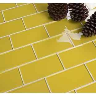 Glass Yellow Floor Tiles Wall Tiles You Ll Love In 2021 Wayfair