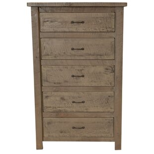 Frontier 5 Drawer Lingerie Chest