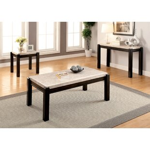 Bristol 3 Piece Coffee Table Set
