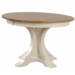 Low priced Alisha Extendable Dining Table By Alcott Hill