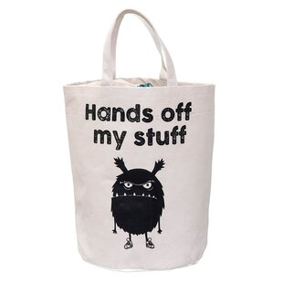 Buying Woolsey Monster Laundry Bag By Harriet Bee