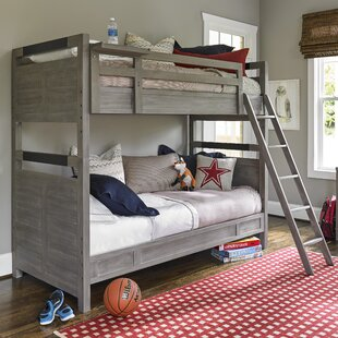 Altheimer Twin over Twin Bunk Bed