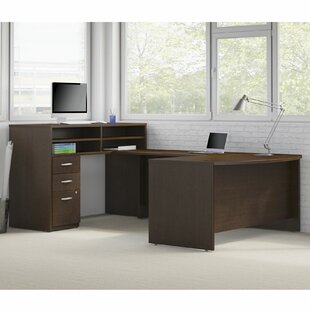 Best Choices Series C Elite 2 Piece Desk Office Suite By Bush Business Furniture