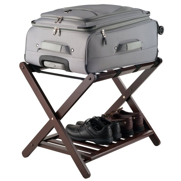 remy luggage rack bench